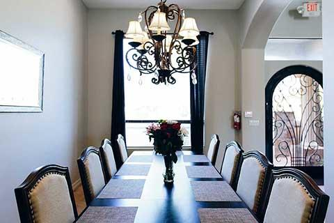 Oakmont Formal Dining Room